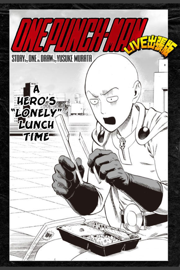 Onepunch-Man 30.1 Page 1