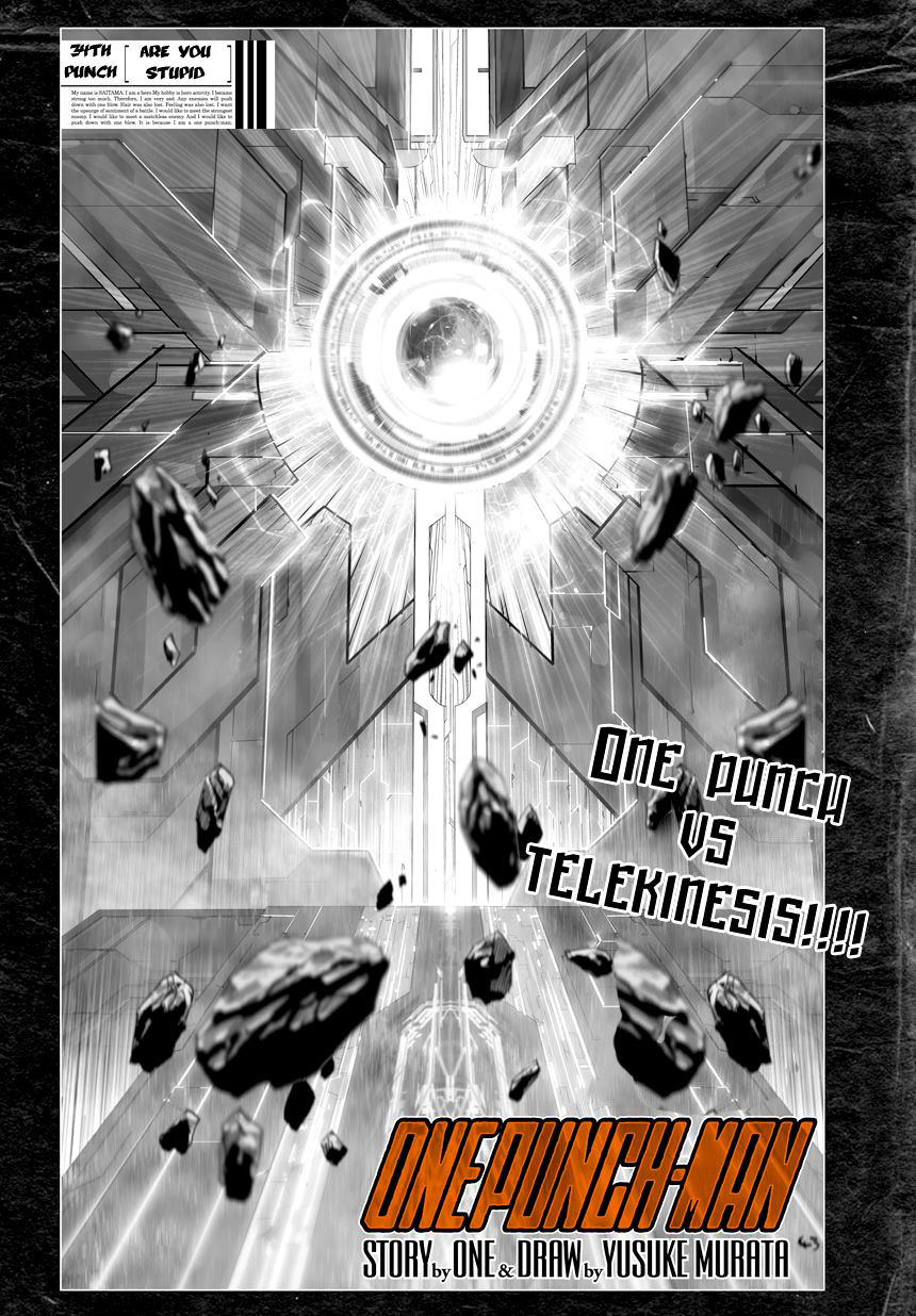 Onepunch-Man 34 Page 2