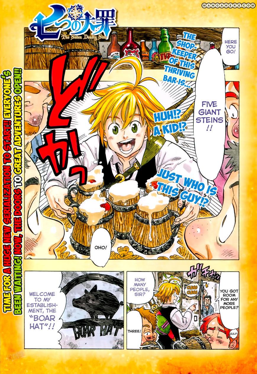 Nanatsu no Taizai 1 Page 2