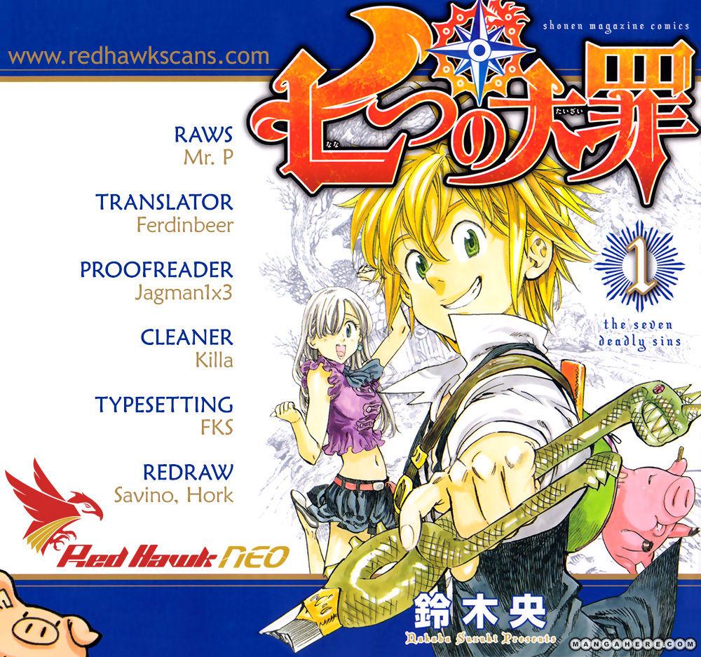 Nanatsu no Taizai 25 Page 1