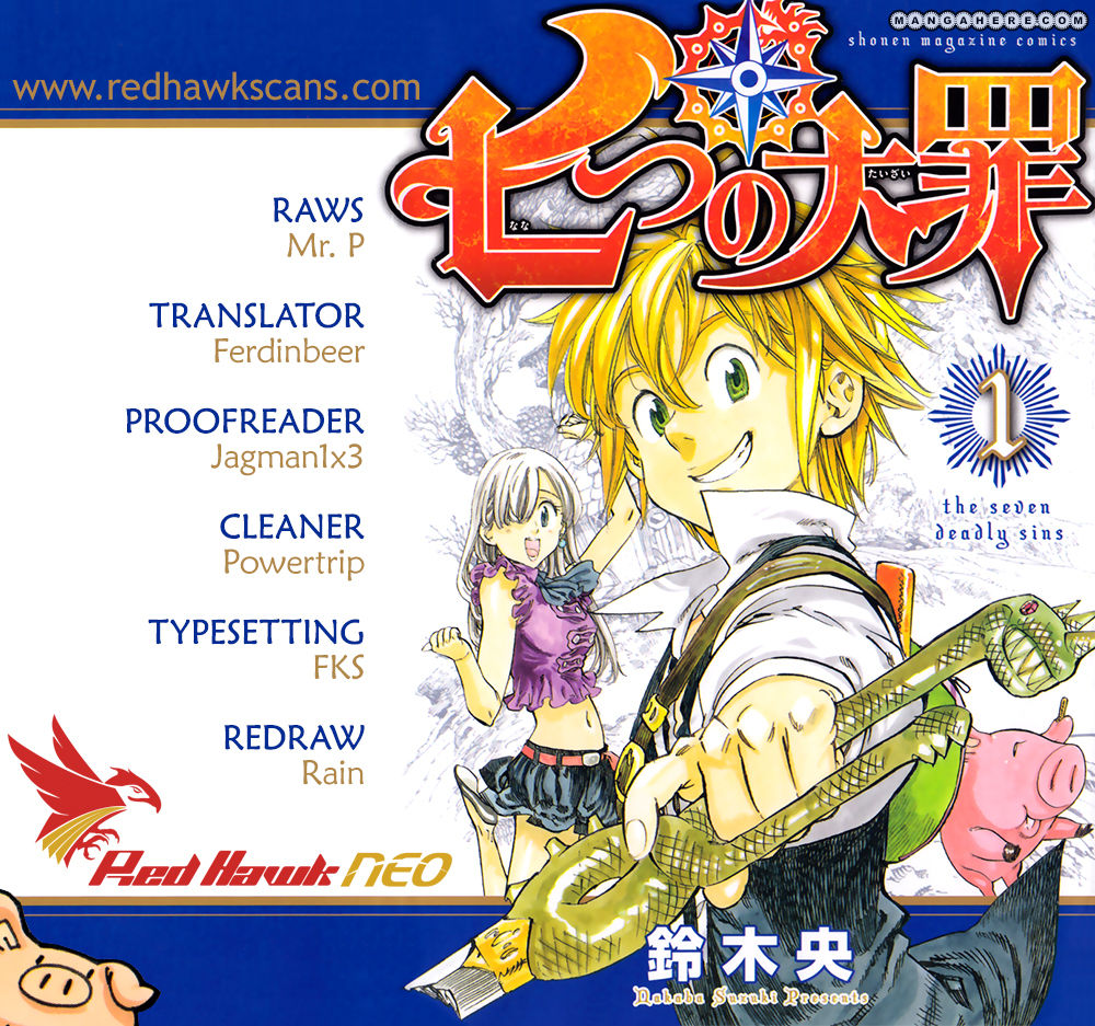 Nanatsu no Taizai 27 Page 1