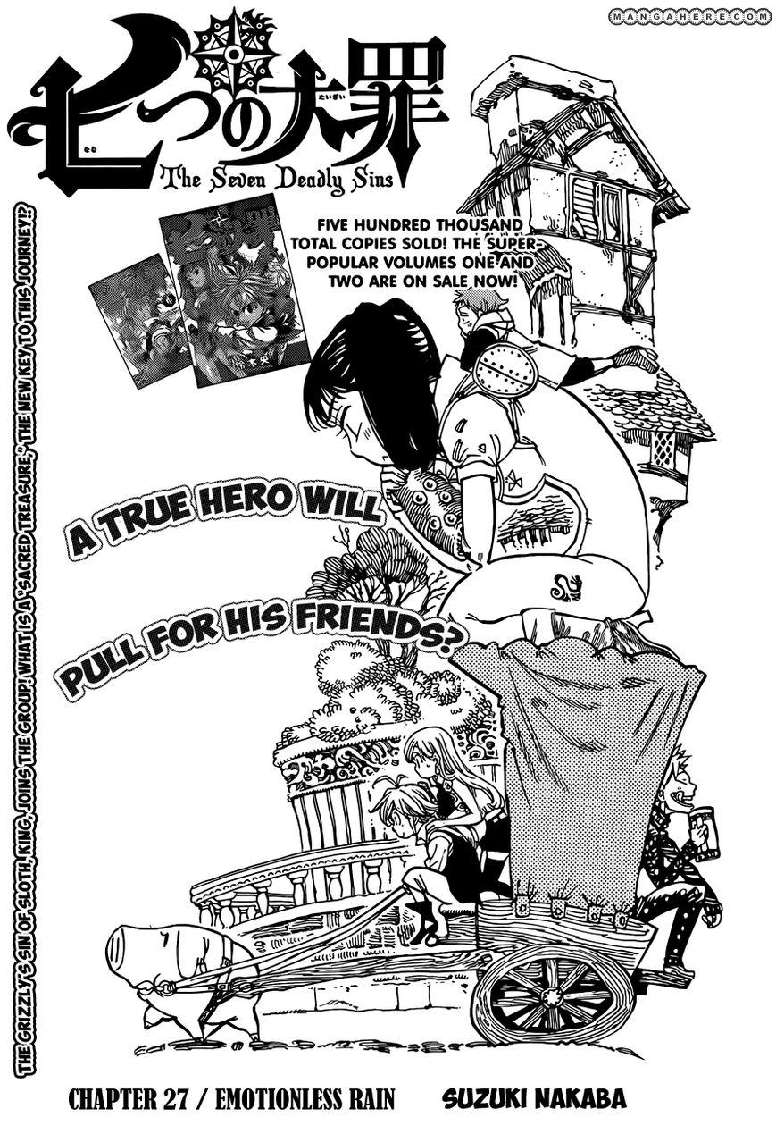 Nanatsu no Taizai 27 Page 2