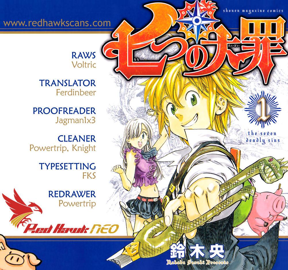 Nanatsu no Taizai 28 Page 1