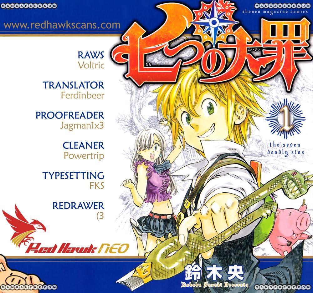 Nanatsu no Taizai 34 Page 1