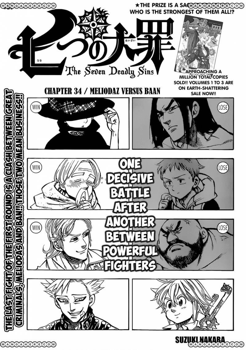 Nanatsu no Taizai 34 Page 2