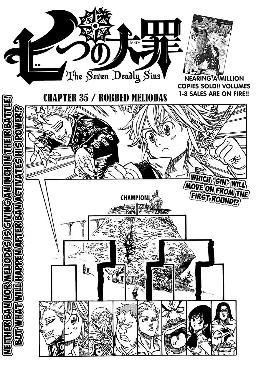Nanatsu no Taizai 35 Page 2