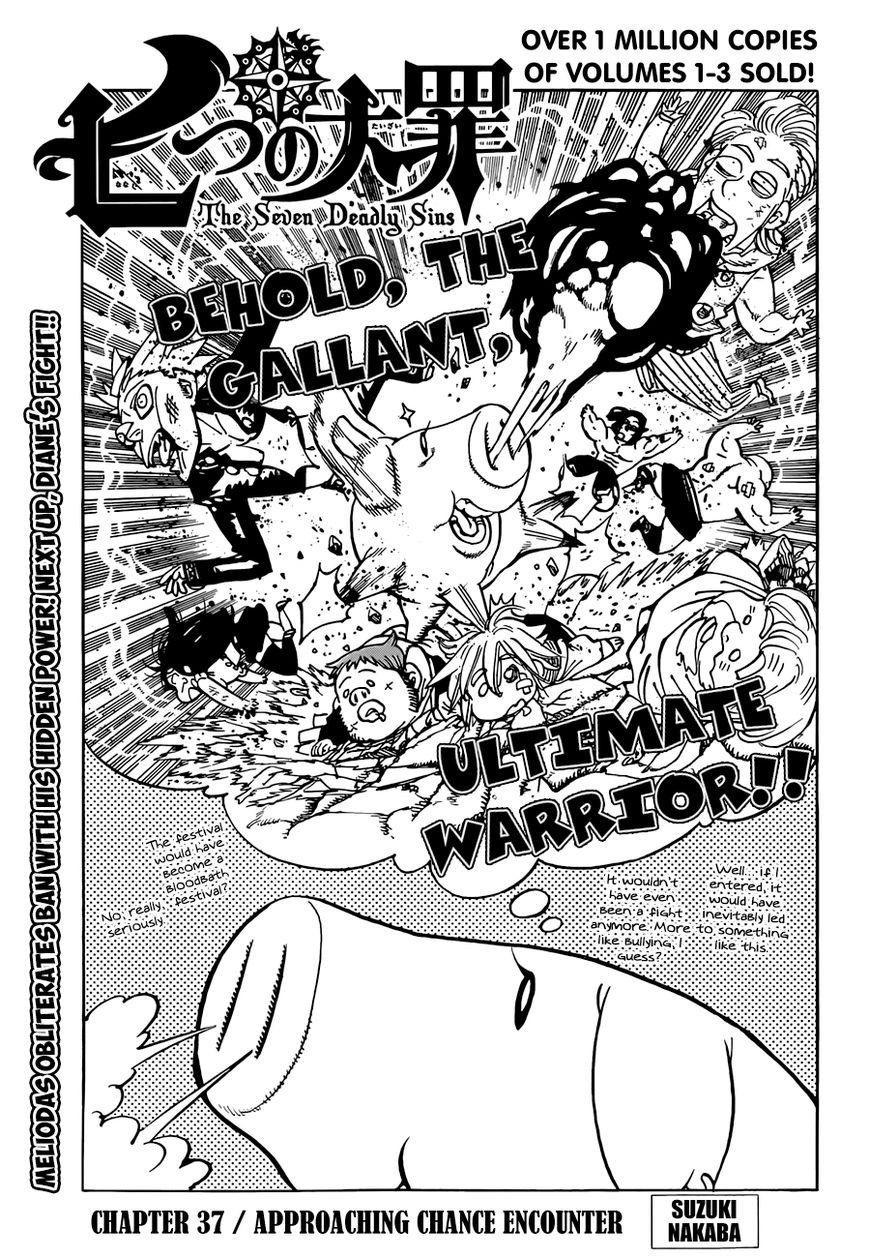 Nanatsu no Taizai 37 Page 2