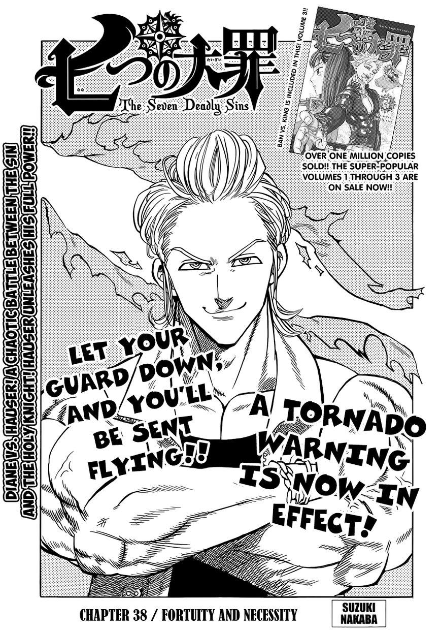 Nanatsu no Taizai 38 Page 2