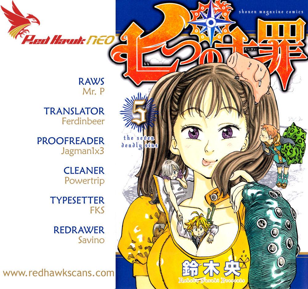 Nanatsu no Taizai 60 Page 1