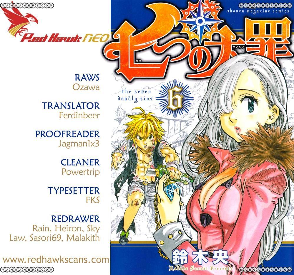 Nanatsu no Taizai 66 Page 1