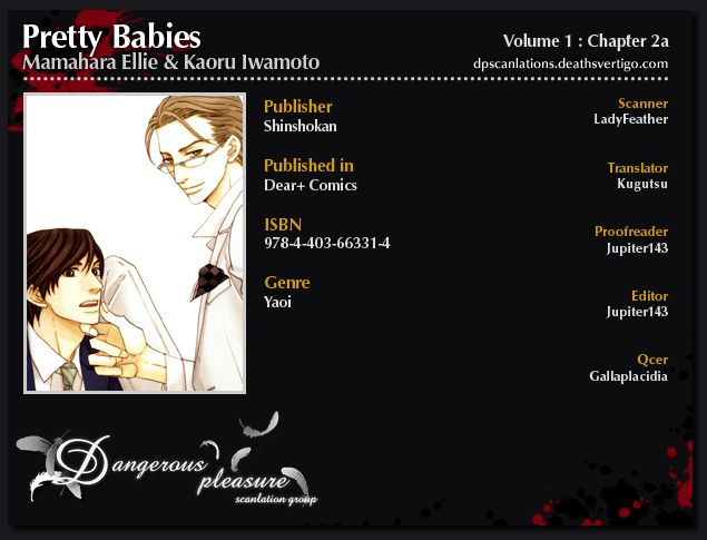 Pretty Babies 2.1 Page 1
