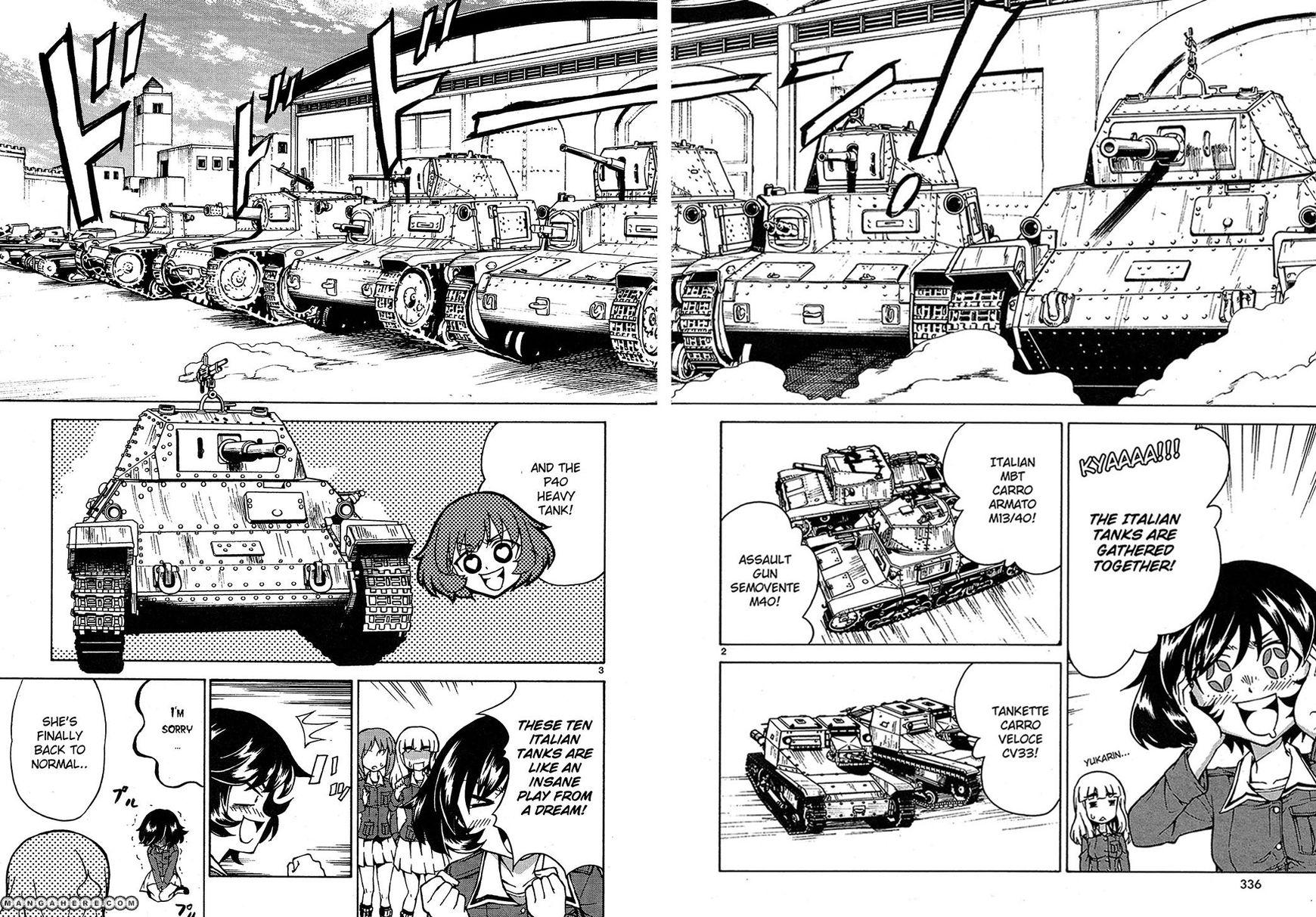 Girls & Panzer 7 Page 2