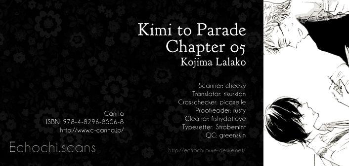 Kimi to Parade 5 Page 1