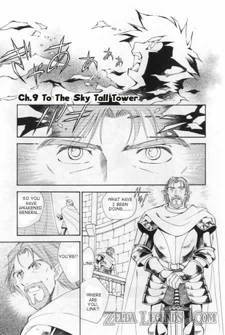 The Legend Of Zelda: Four Swords Plus 9 Page 1