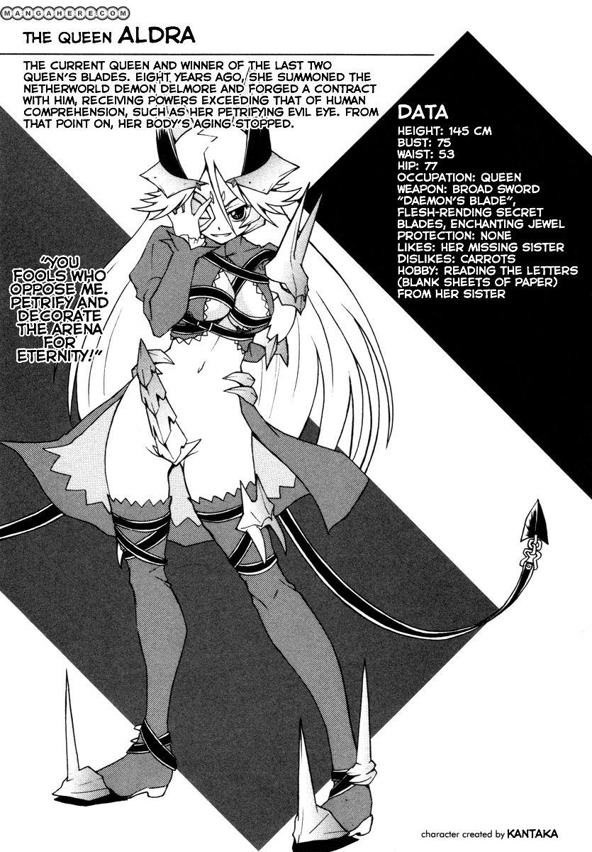 Queen's Blade - Rurou no Senshi 14 Page 1