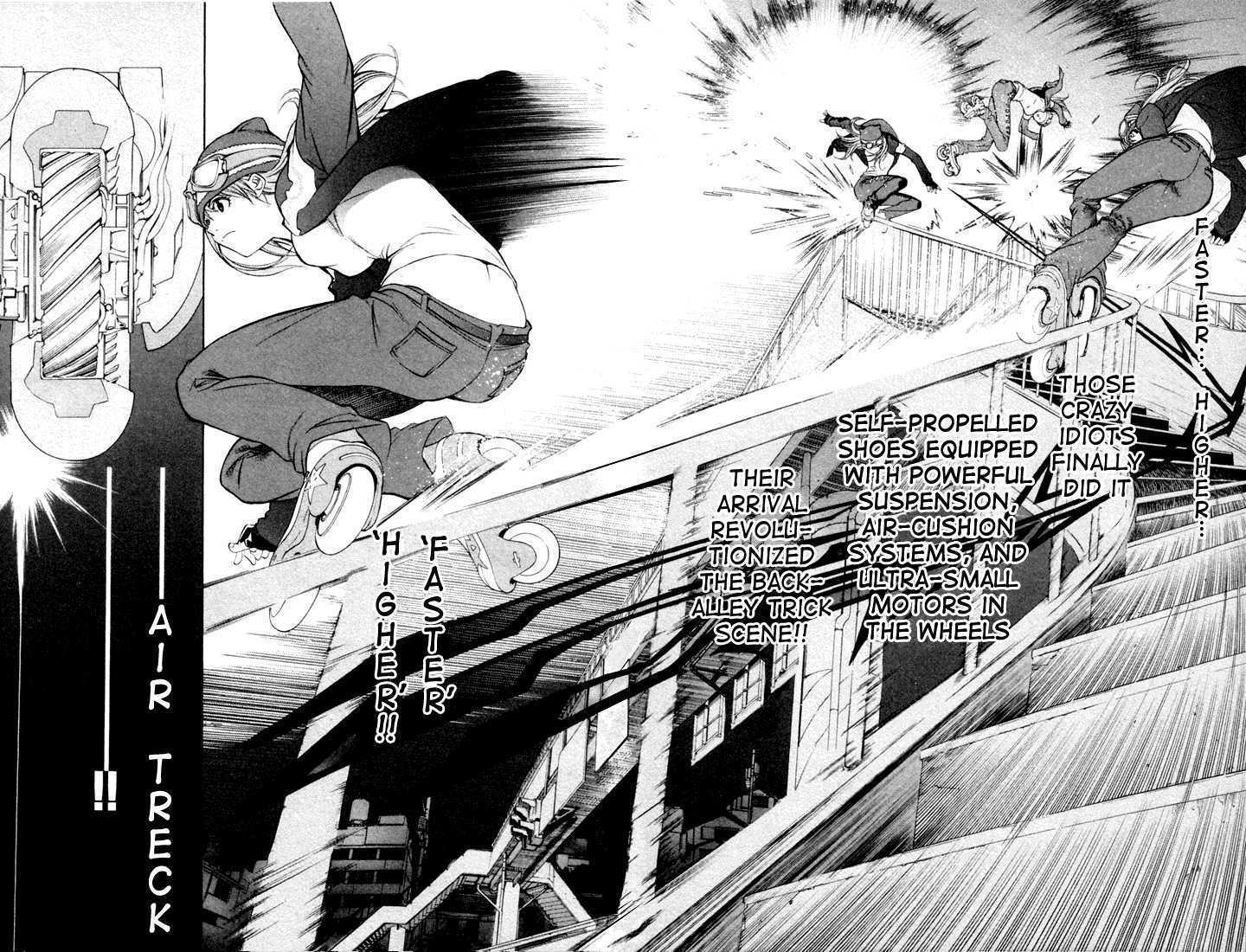 Air Gear 2 Page 3