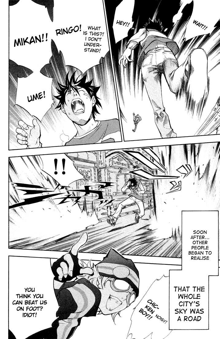 Air Gear 2 Page 4