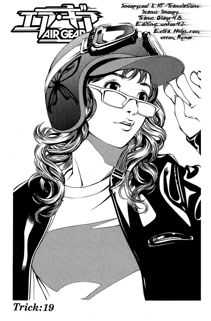 Air Gear 19 Page 1