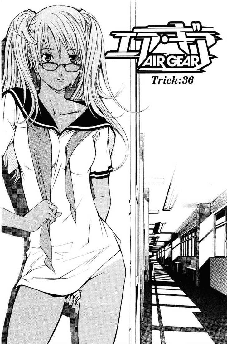 Air Gear 36 Page 1
