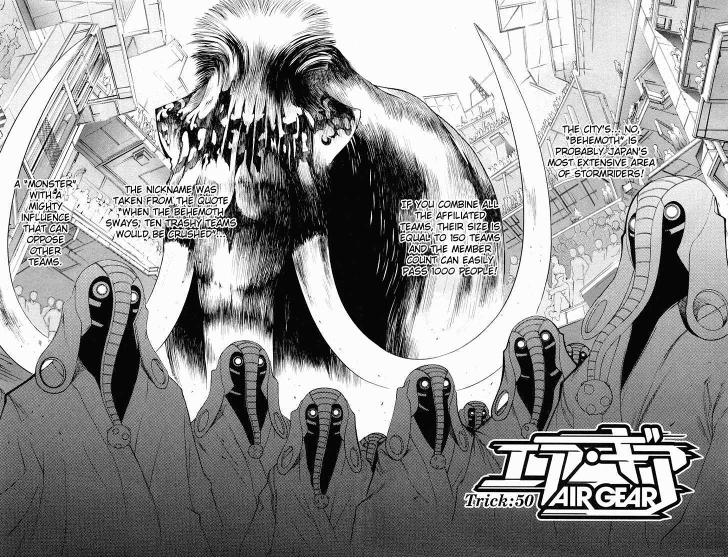 Air Gear 50 Page 2