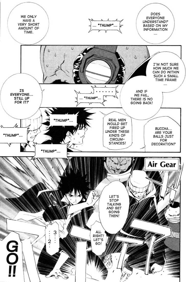 Air Gear 94 Page 1
