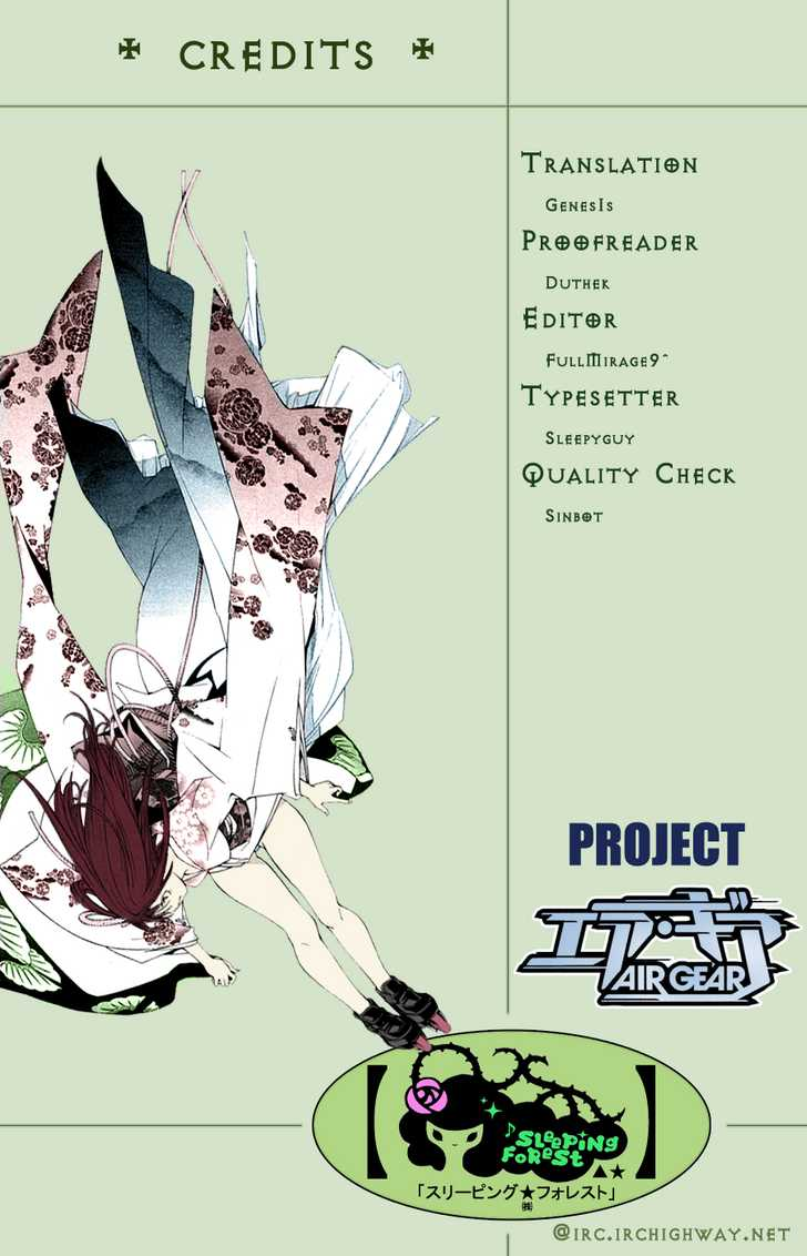 Air Gear 99 Page 2