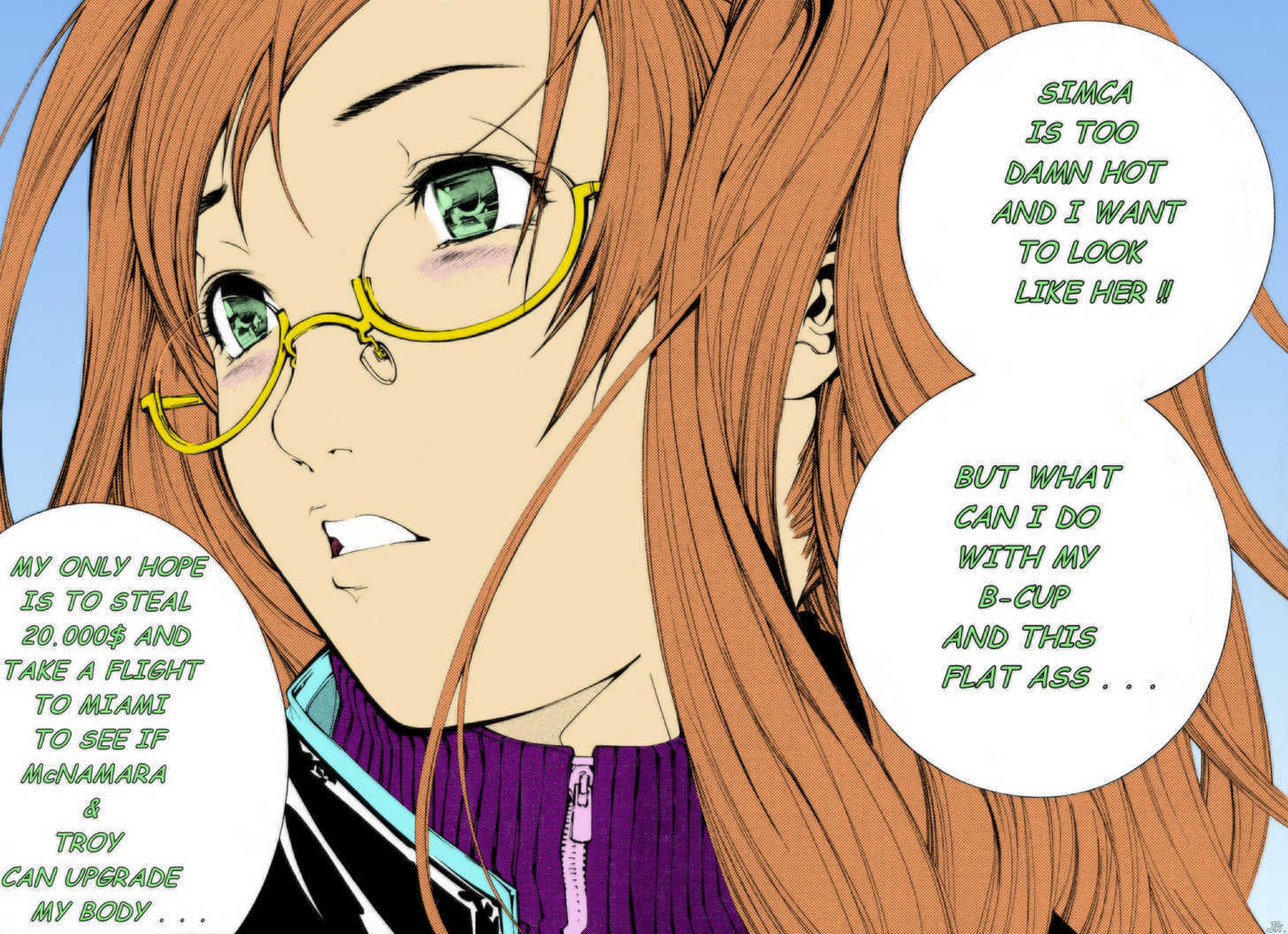 Air Gear 161 Page 2
