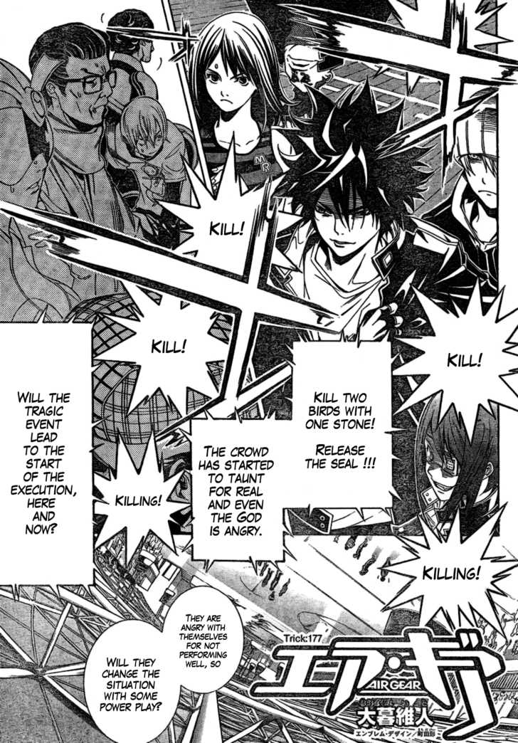 Air Gear 177 Page 2