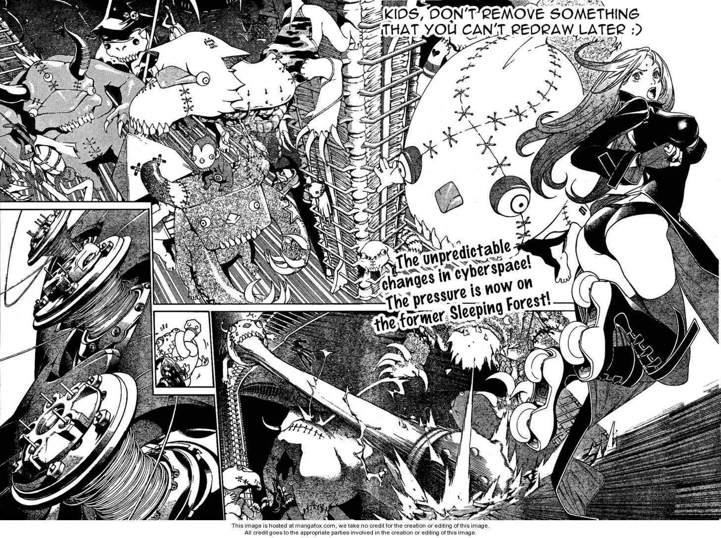 Air Gear 218 Page 2