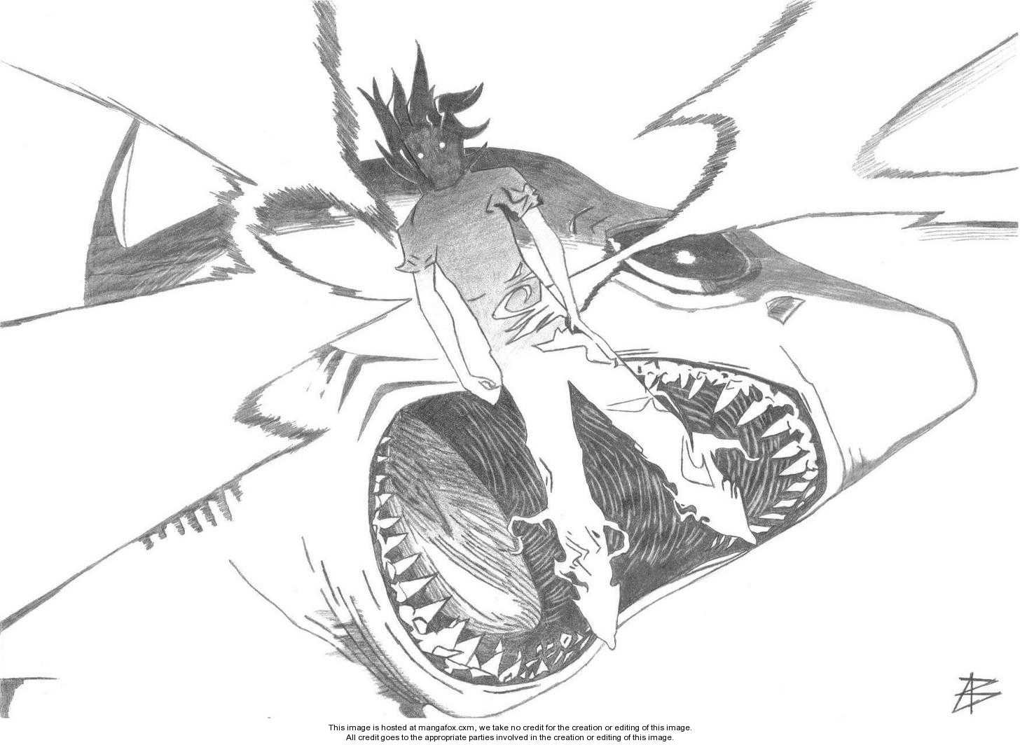 Air Gear 255 Page 1