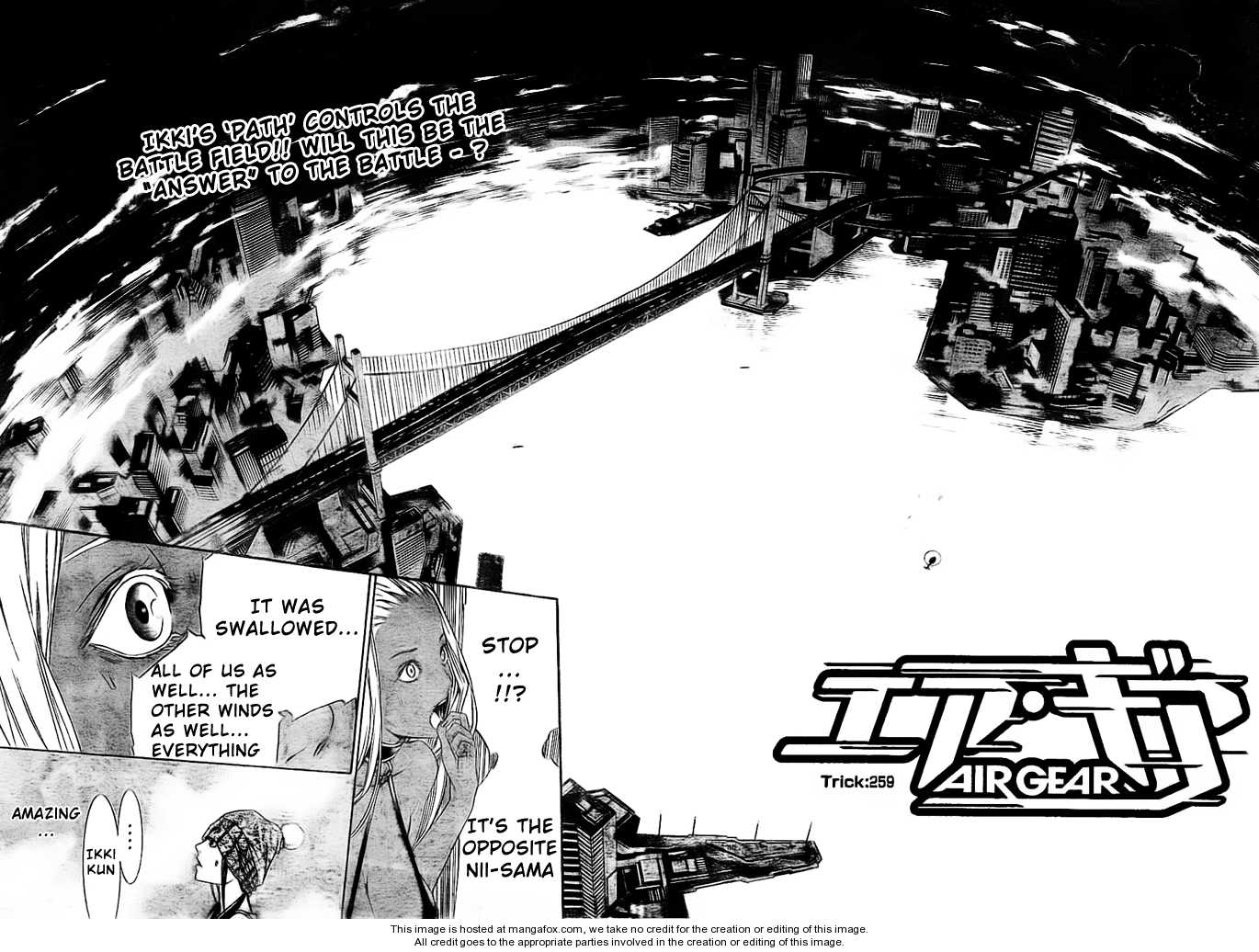 Air Gear 259 Page 2