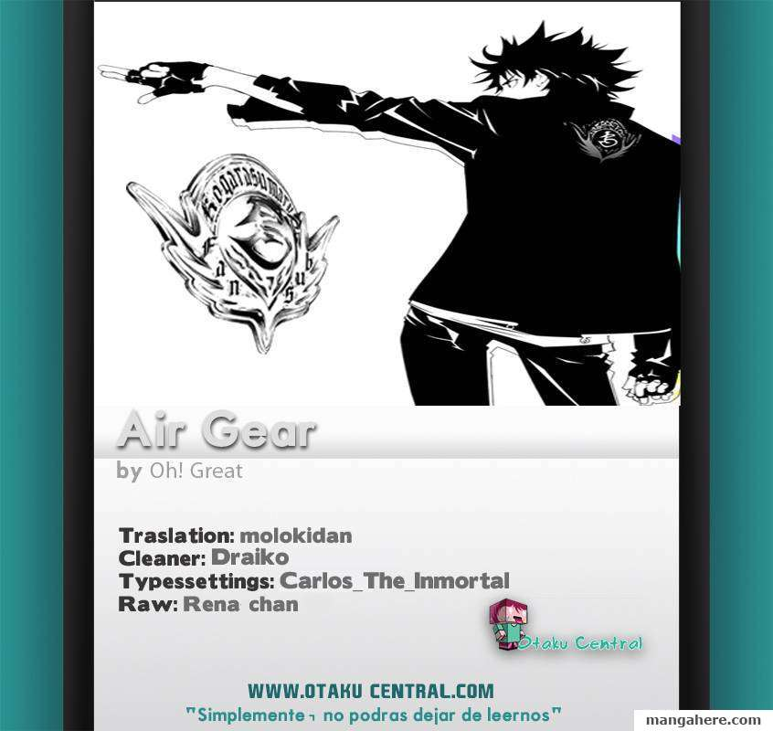Air Gear 299 Page 1