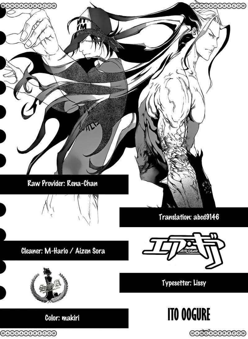 Air Gear 328 Page 1