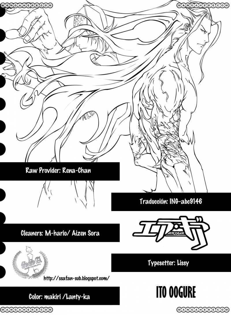 Air Gear 330 Page 1