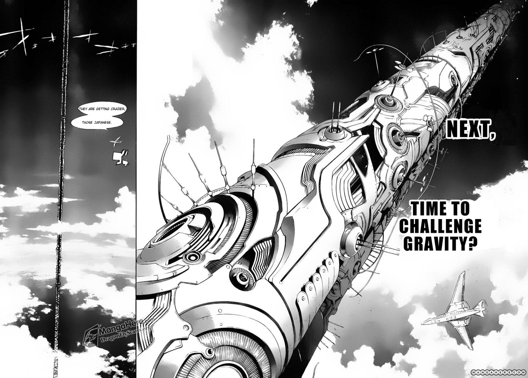 Air Gear 333 Page 3