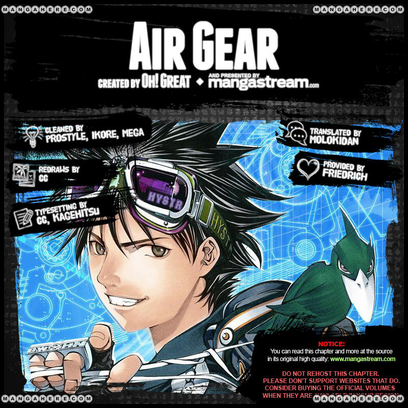 Air Gear 348 Page 2