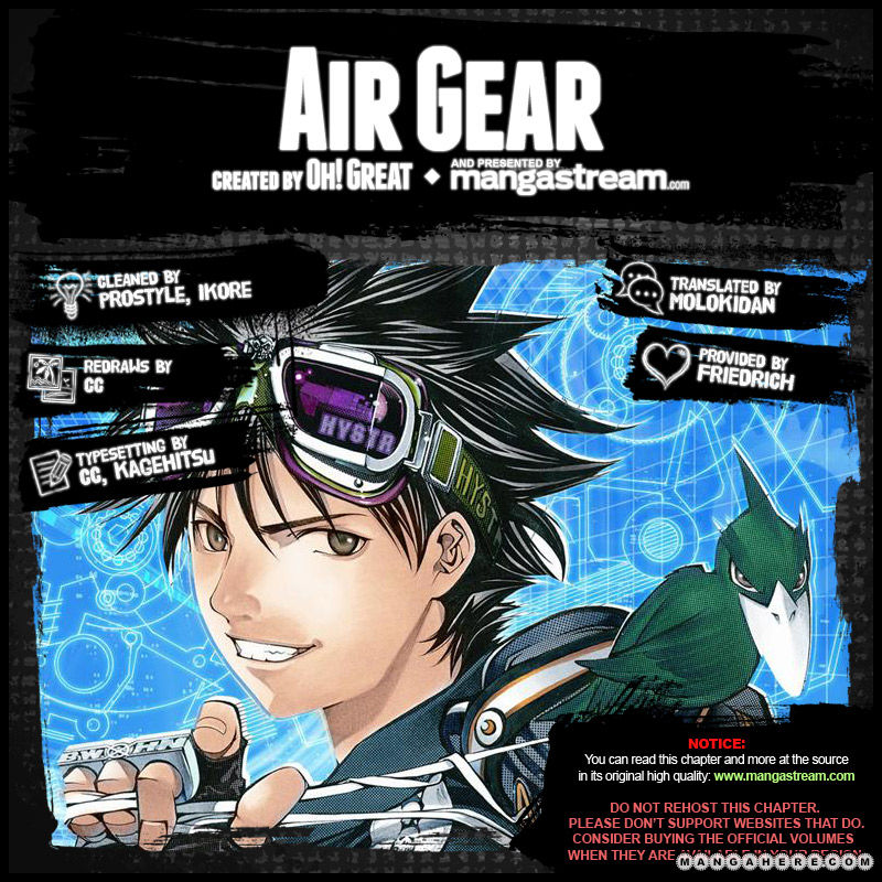Air Gear 350 Page 2