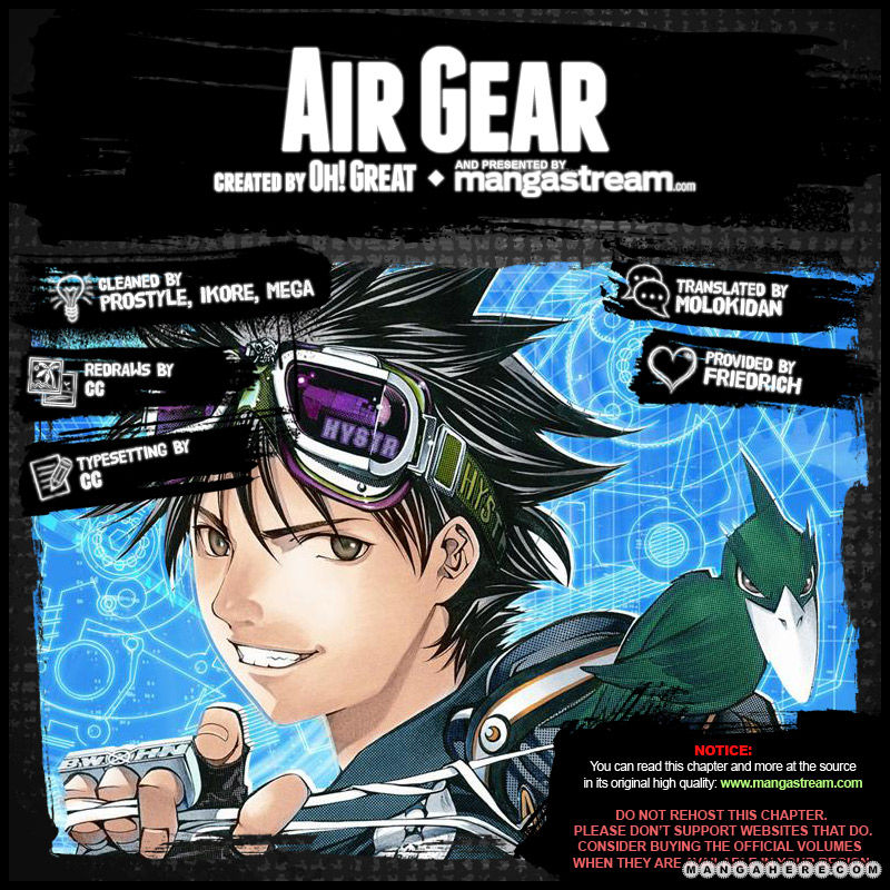 Air Gear 351 Page 2