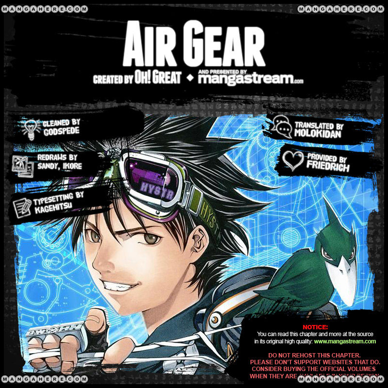 Air Gear 353 Page 2