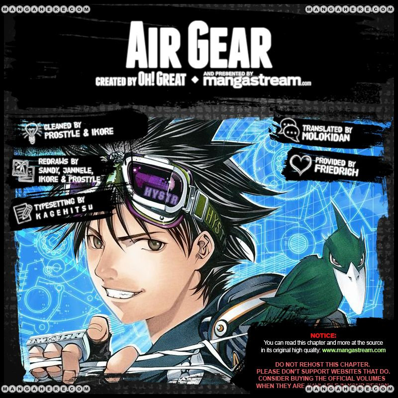 Air Gear 357 Page 2