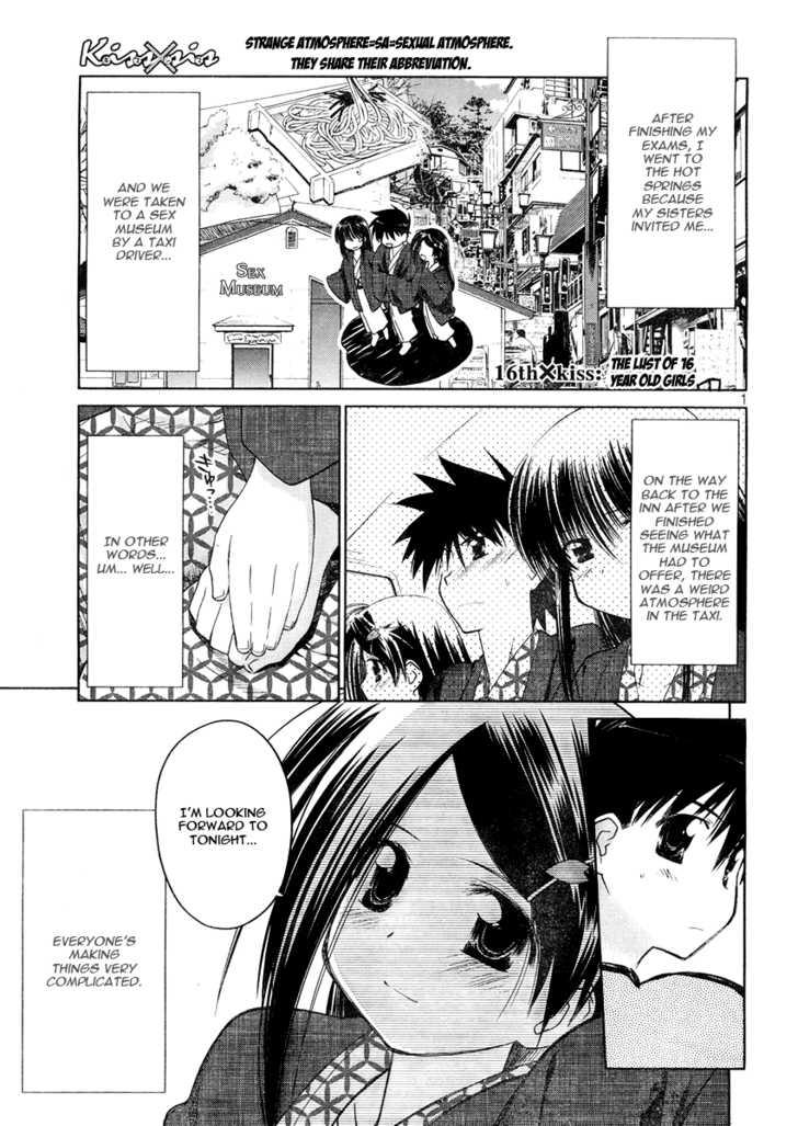 KissxSis 16 Page 2