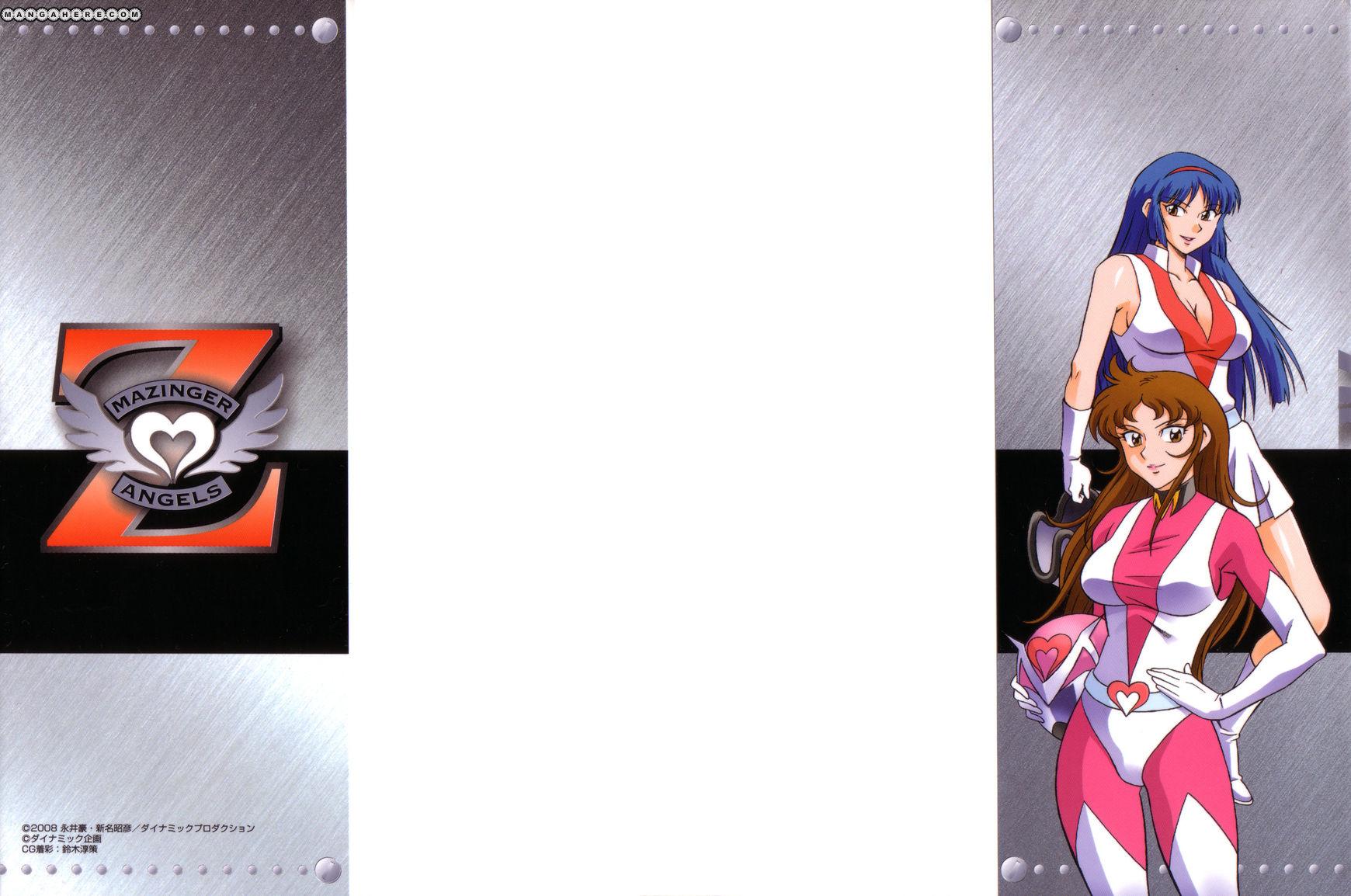 Mazinger Angel Z 1 Page 2