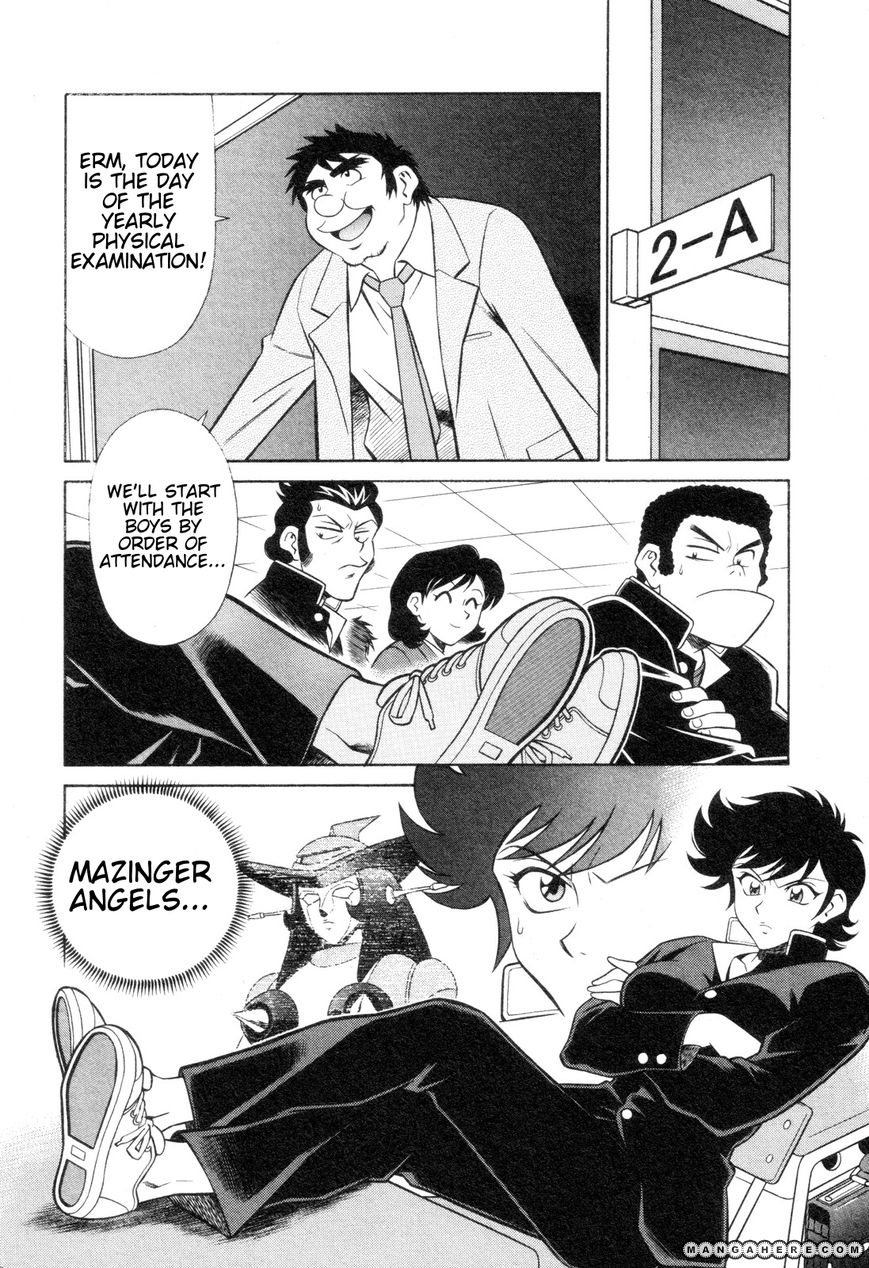 Mazinger Angel Z 2 Page 2