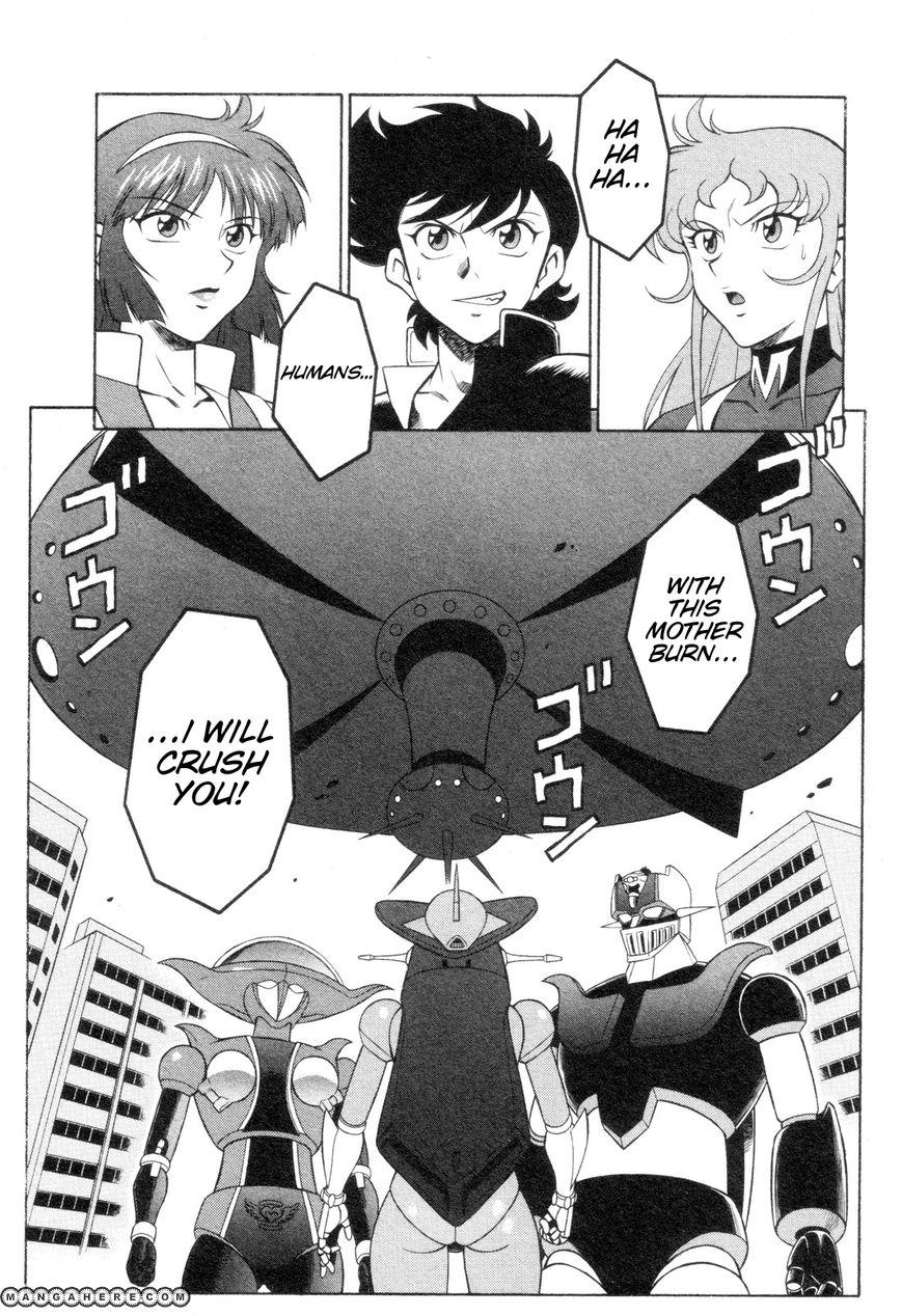 Mazinger Angel Z 6 Page 1