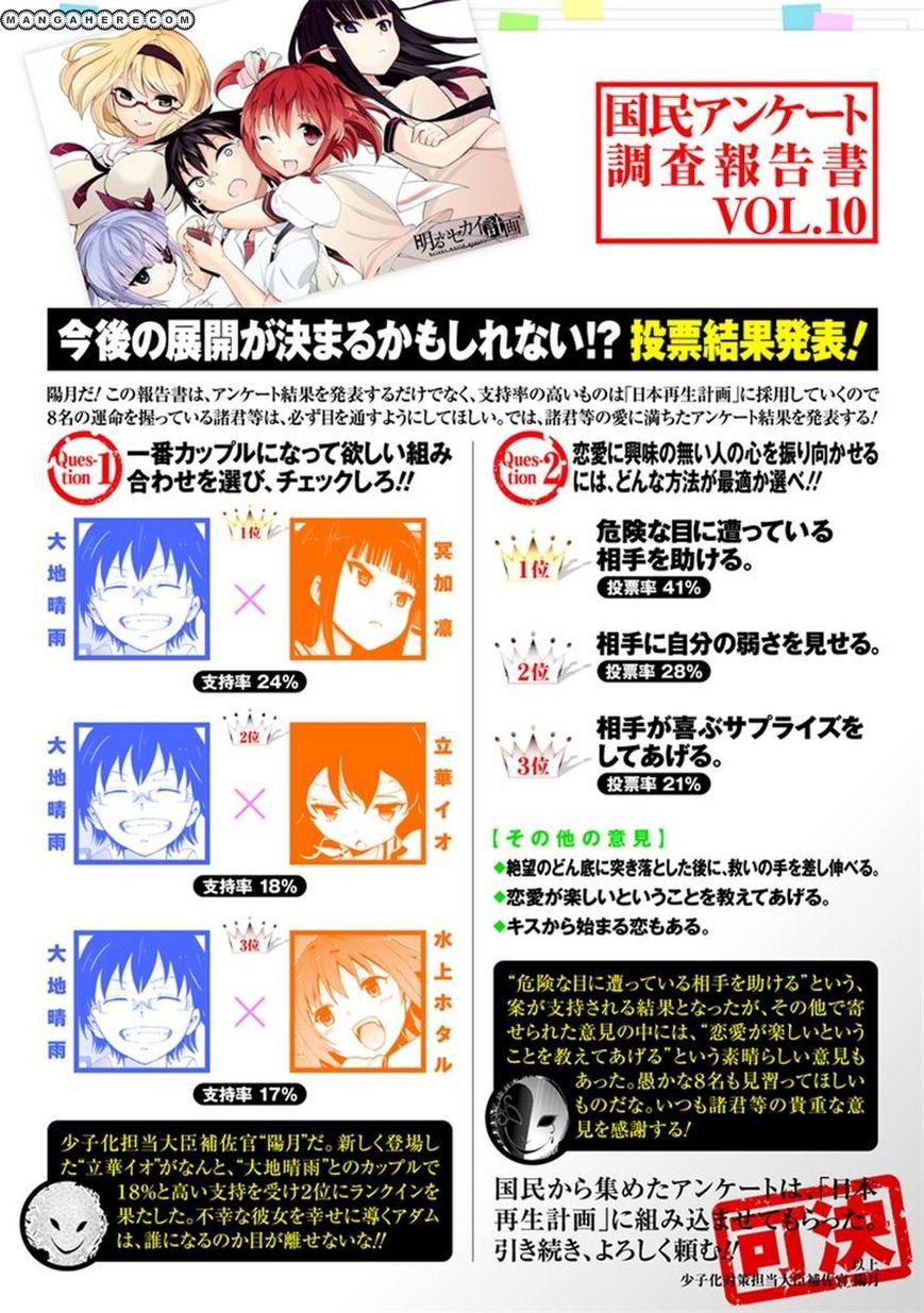 Akarui Sekai Keikaku 11 Page 1