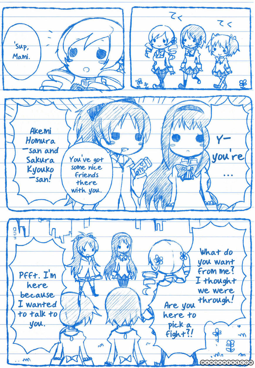 Mahou Shoujo Madoka Magica - The Different Story 5 Page 2