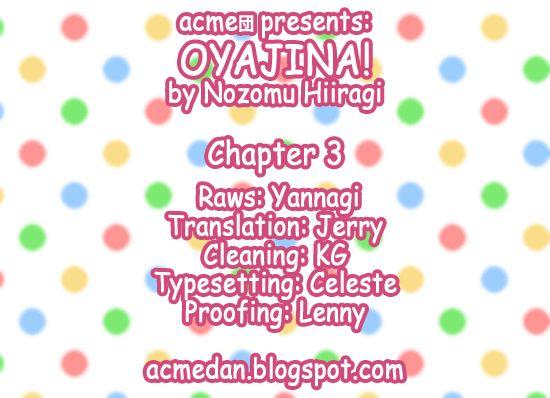 Oyajina! 3 Page 1