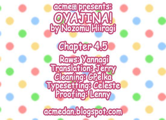 Oyajina! 4.5 Page 1