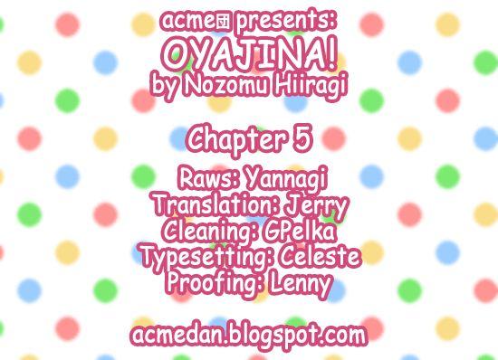 Oyajina! 5 Page 1