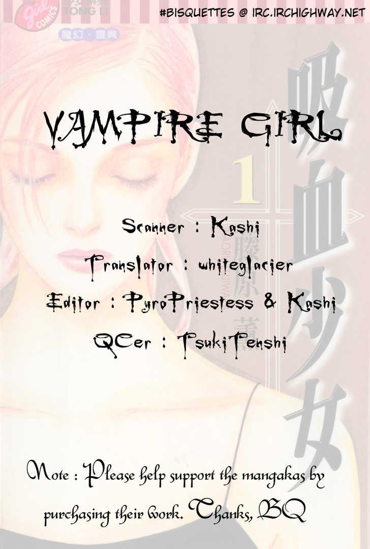 Vampire Girl 2 Page 2
